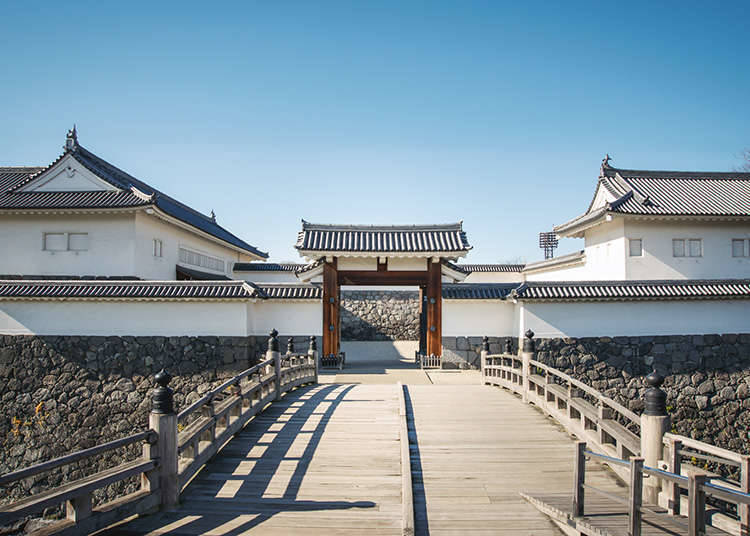 Did the Daimyo Live In The Castle?