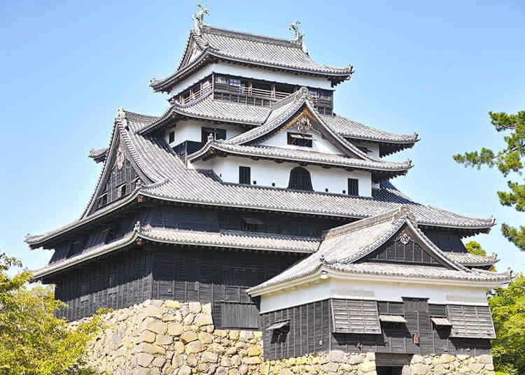 現存する城