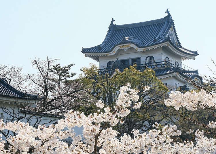 日本城堡的特徵