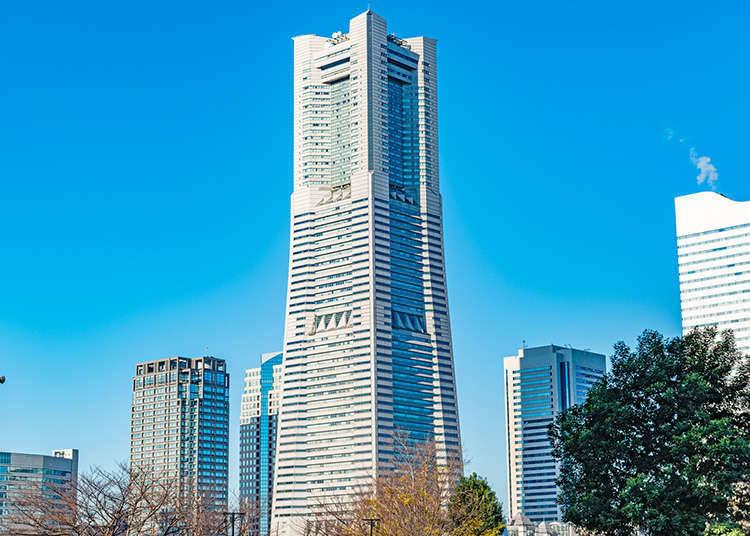 Elevator terlaju di Jepun