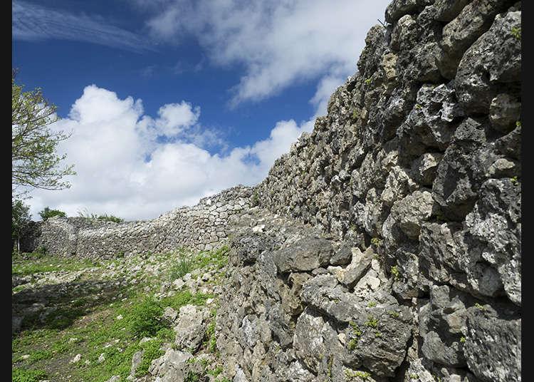 Joseki: Reruntuhan Kastil