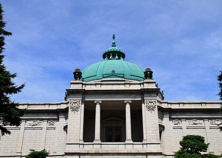 歴史ある博物館
