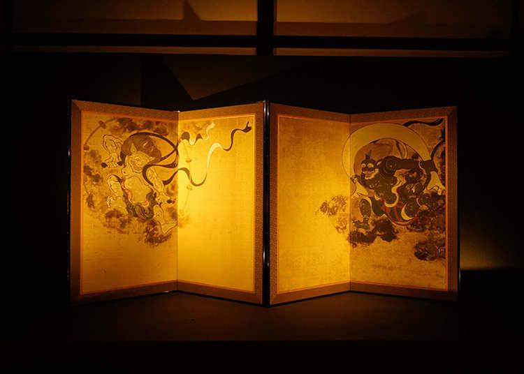 Sejarah galeri seni di Jepun