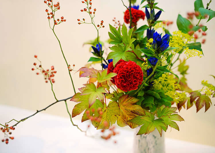 Kado (Japanese art of flower arrangement)