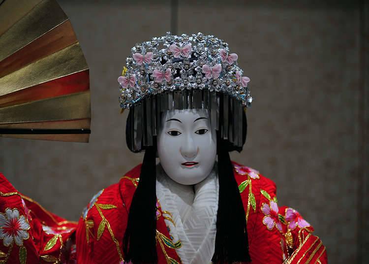 Bunraku (teater boneka Jepun)