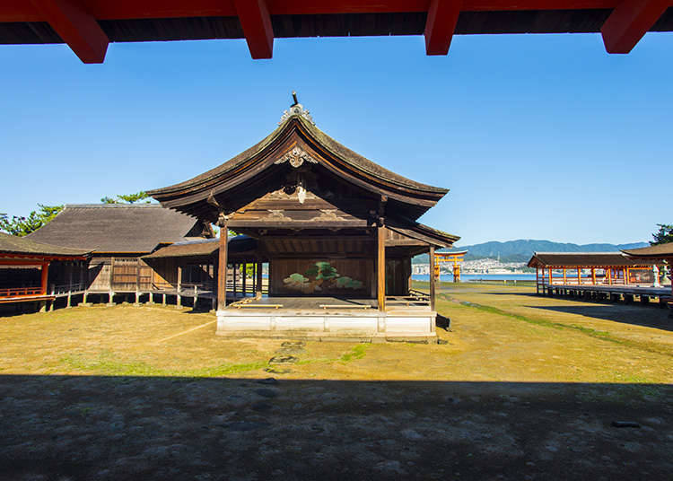 노가쿠의 역사