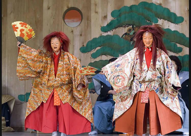นักแสดงละครโน