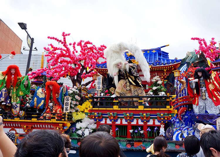 Kabuki: Teater Tradisional Jepang