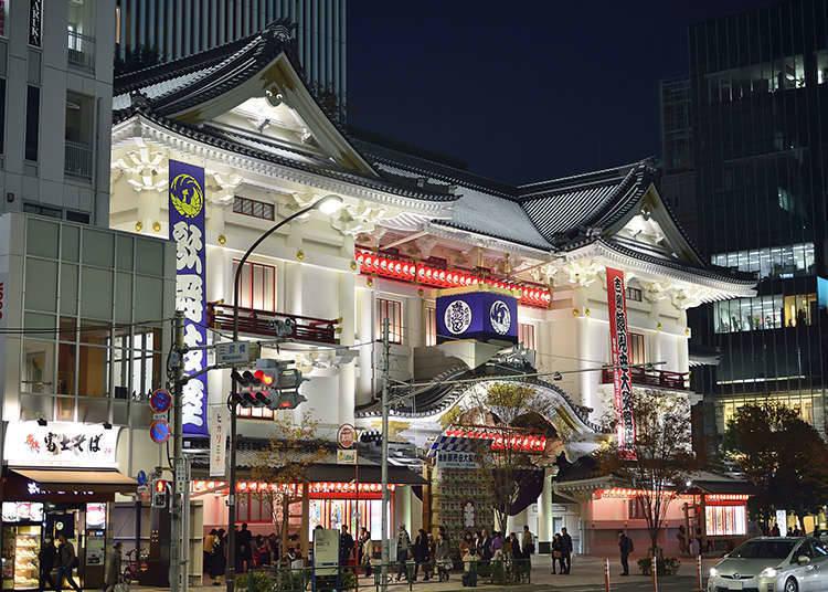 歌舞伎の劇場
