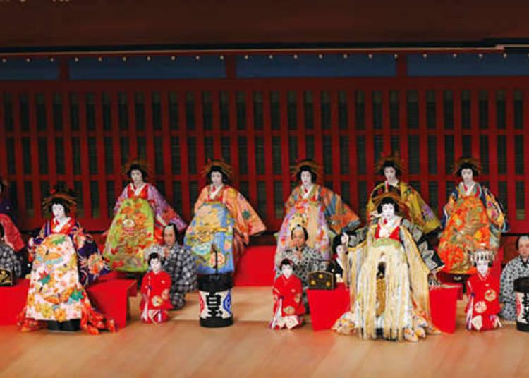 歌舞伎 - LIVE JAPAN (日本の旅...