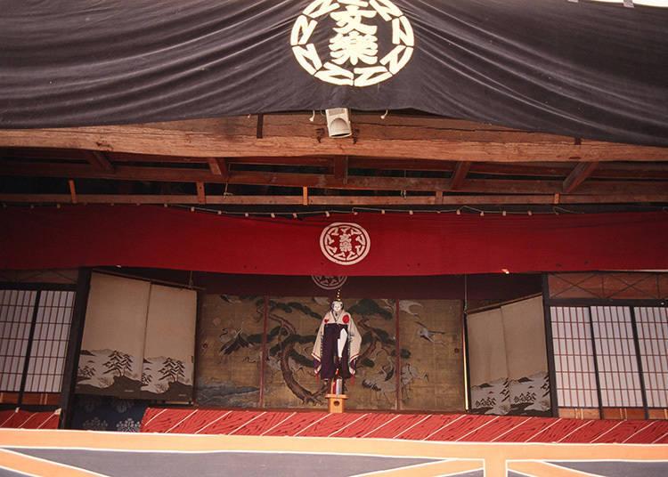 닌교조루리의 역사