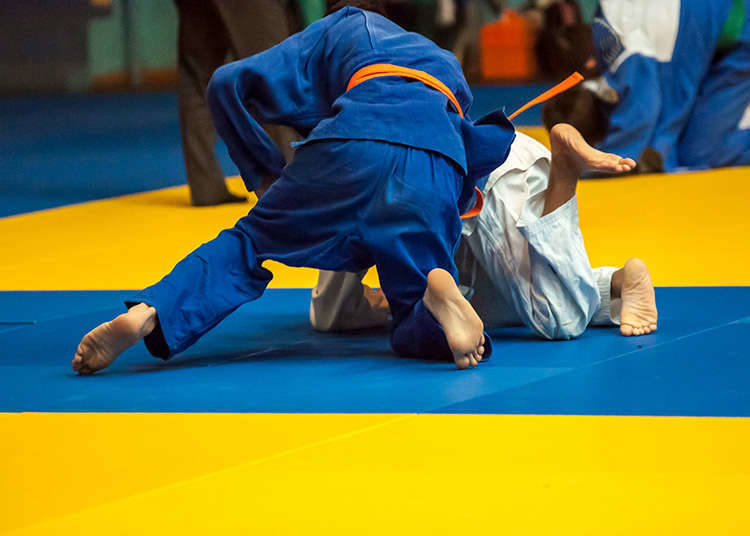 Applying Geidō: Jūdō