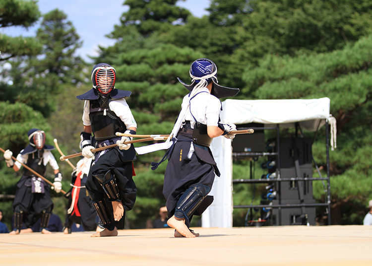 Martial Arts in Present-Day Japan