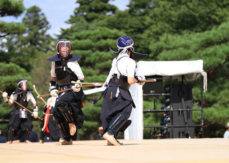現代日本における武道