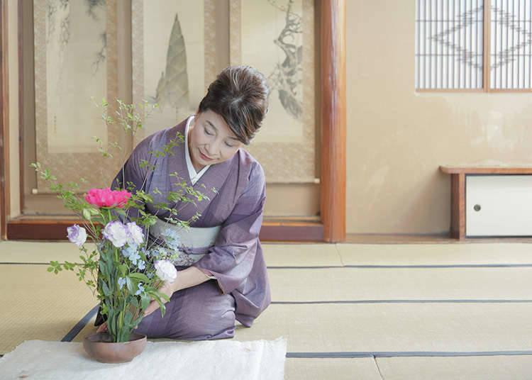 Sejarah Ikebana