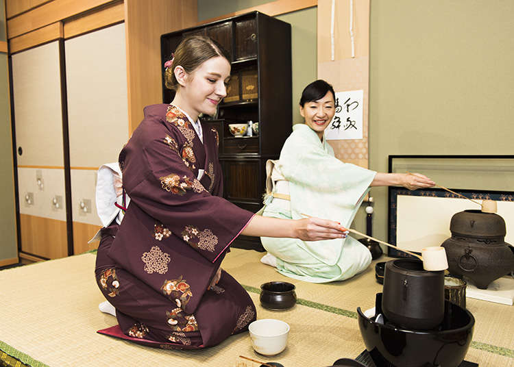 Sado – Japanese Tea Ceremony