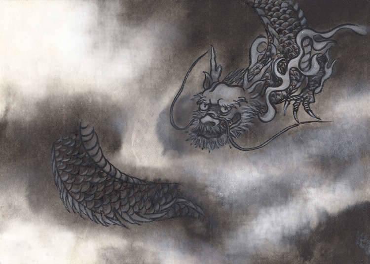 Suiboku-ga: The Ink Wash Painting
