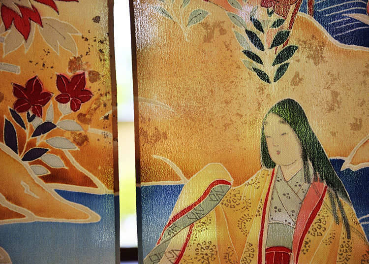 ภาพวาด Yamato (ภาพวาดตกแต่งแบบคลาสสิกของญี่ปุ่น)