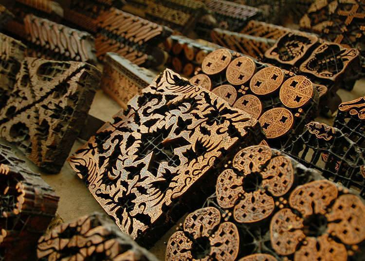 การพิมพ์ด้วยบล็อกไม้