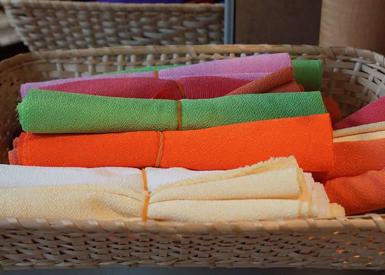 Kesenian Tekstil Hari Ini
