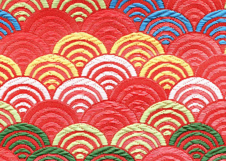 Sejarah Seni tekstil Jepun