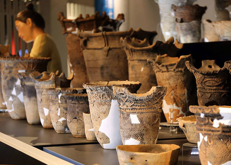 The History of Japanese Pottery