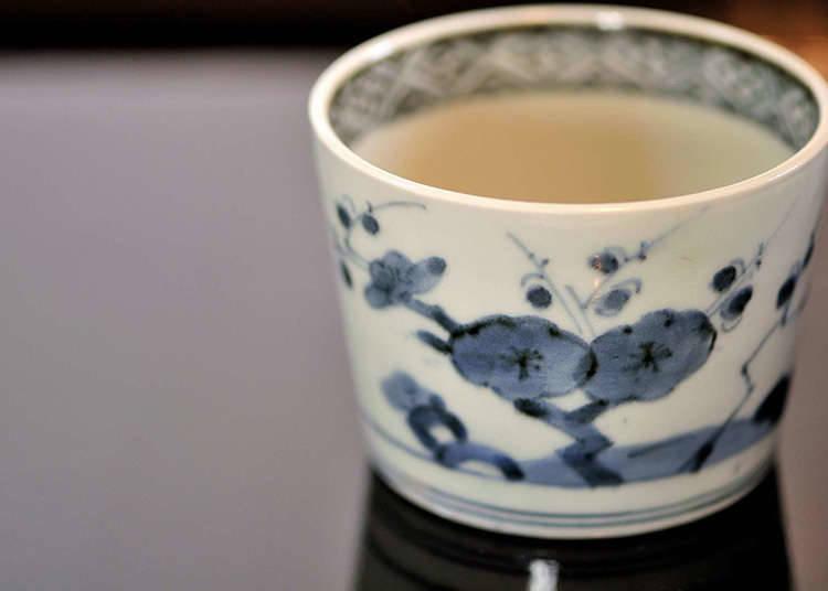 Sejarah porselin Jepun