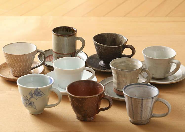 陶器的特点