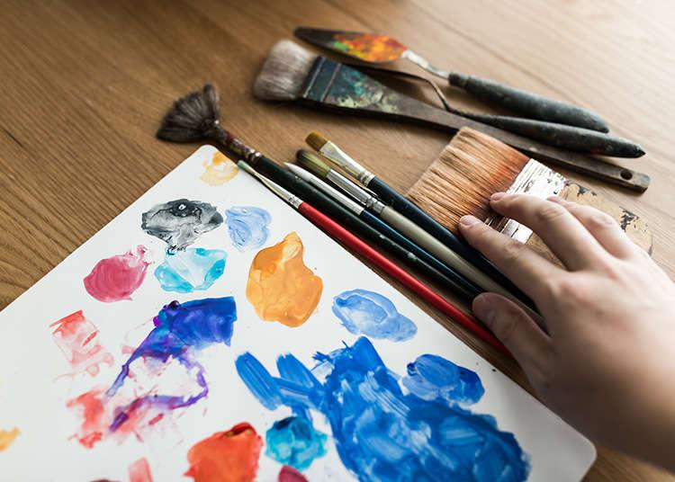 Lukisan moden