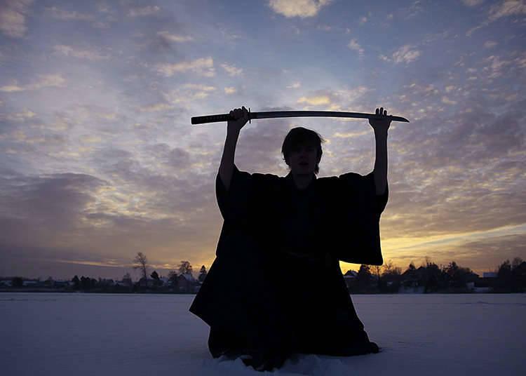 日本的第一张照片