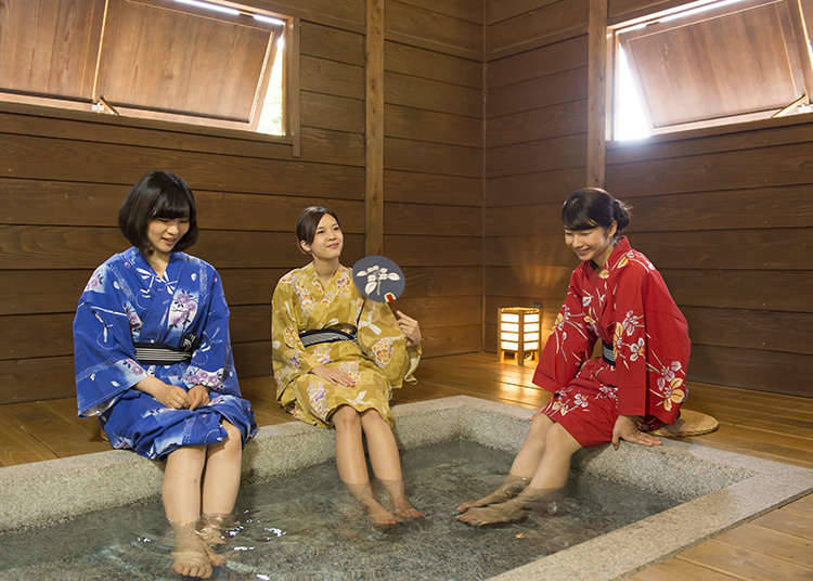 Super Sento Bath Houses