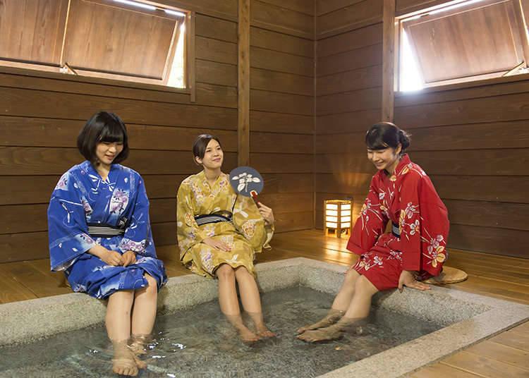 Super Sento Bath Houses