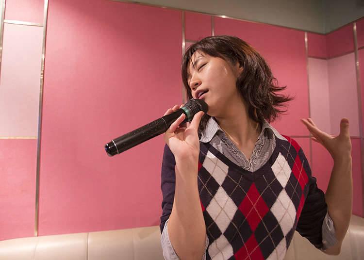 가라오케(노래방)