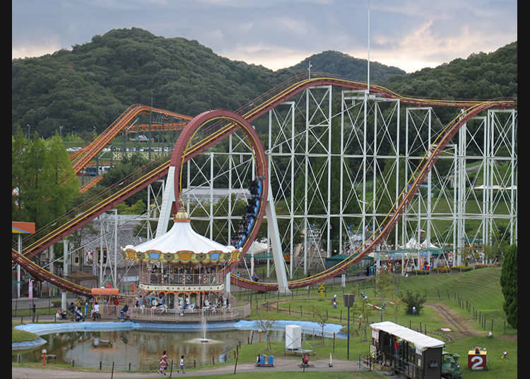 A Quick History of Japanese Theme Parks