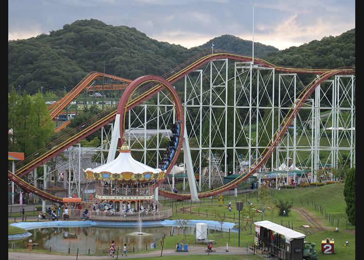 日本主题公园的历史
