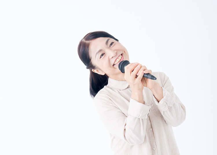 Belum pernah didengari sesiapa, itulah keunikan karaoke!?