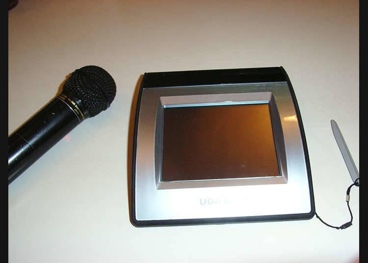 Cara penggunaan mesin karaoke