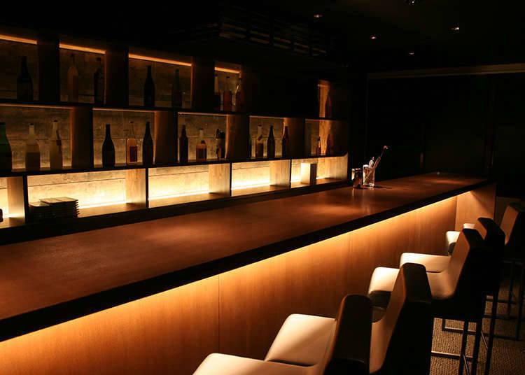 Suasana di bar