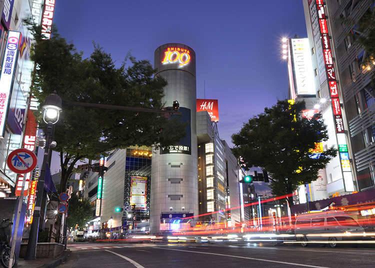 Kelab malam di Jepun