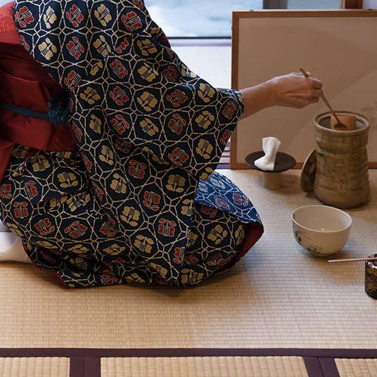 Pengalaman budaya Jepun