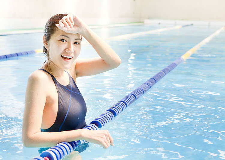 온천 시설이나 대중목욕탕에서 수영복은 필요한가?