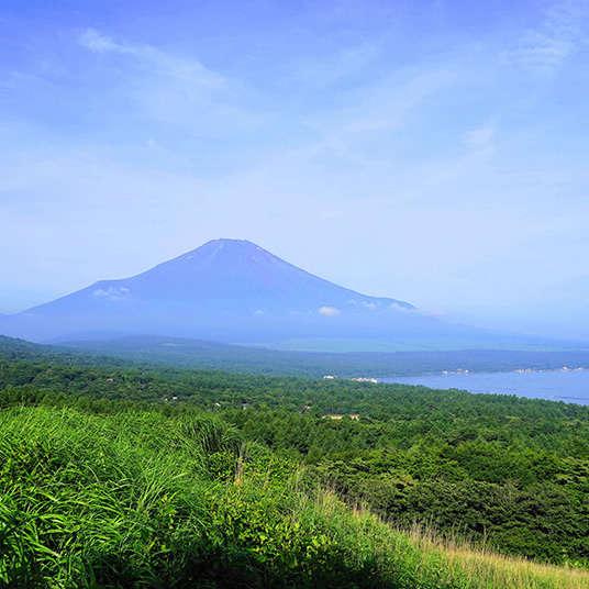 Merasakan Alam Jepang