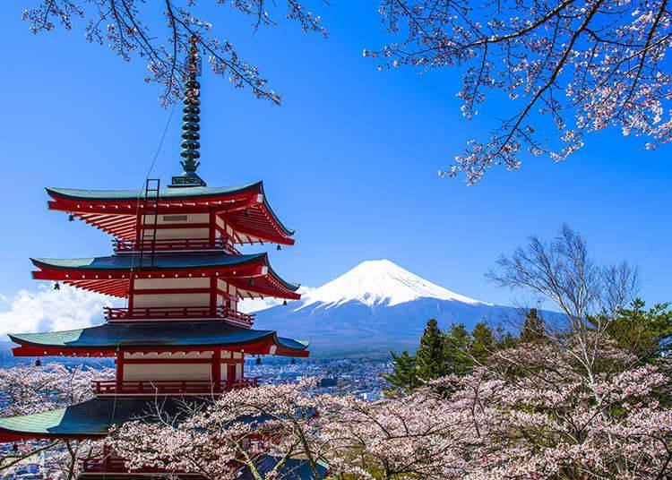 The Five-Story Pagoda