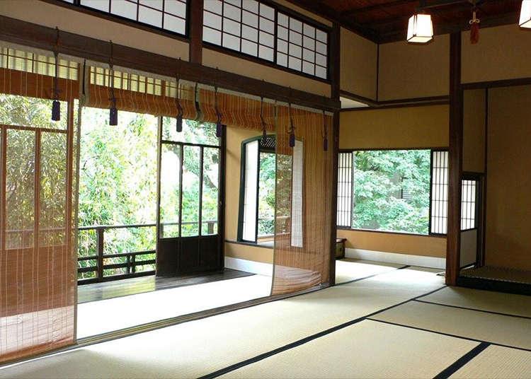 Bangunan Arsitektur Kayu Tradisional Jepang