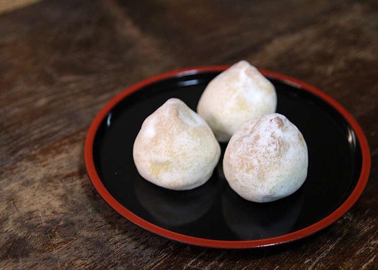 伝統の製法でつくる菓子