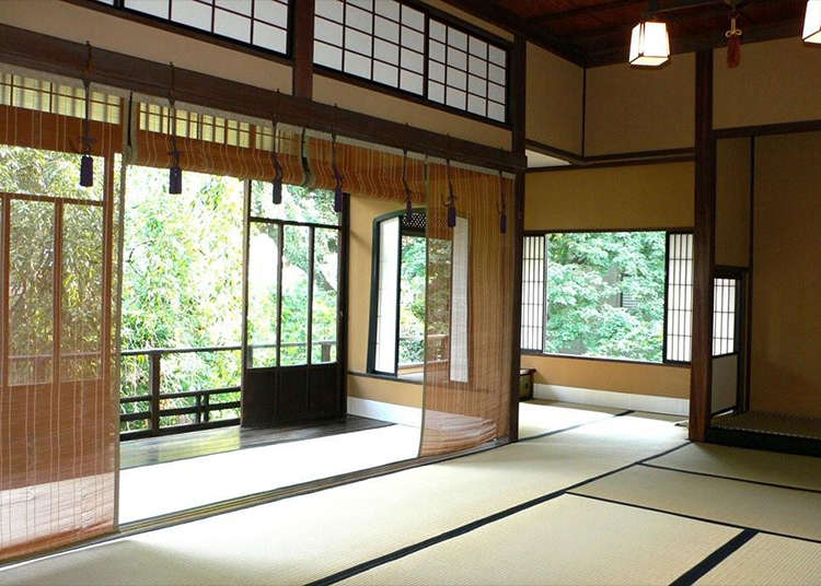 Seni bina kayu tradisional Jepun