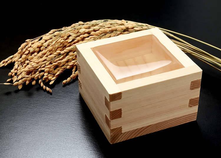 Sake (minuman beralkohol Jepun yang diperbuat daripada beras)