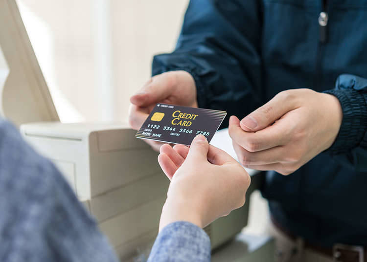 Use of credit cards