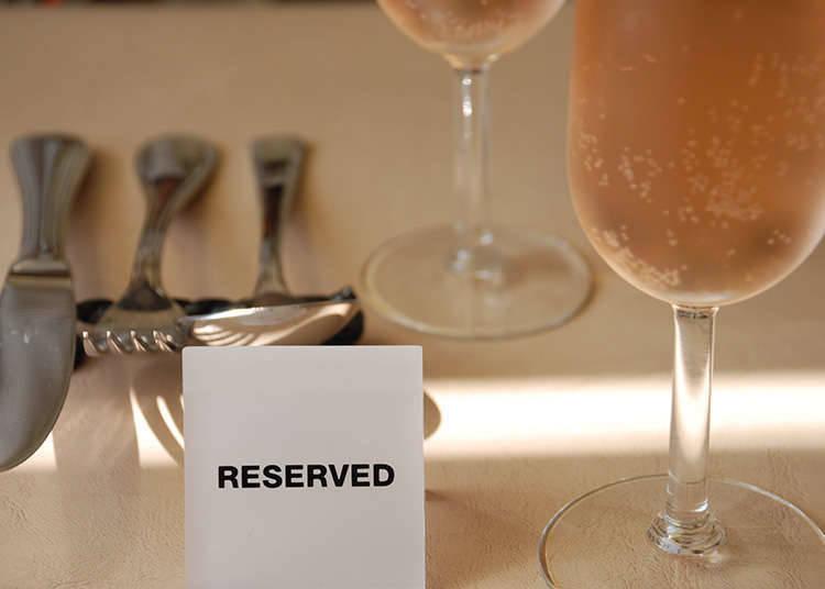 餐馆需要预约吗?