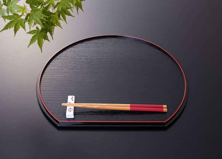 尝试使用筷子吧